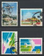 °°° CHINA TAIWAN FORMOSA - Y&T N°14/23/24/26 PA - 1967/1984/1987 °°° - Oblitérés