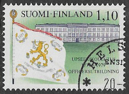 Finland SG943 1979 Bicentenary Of Officer Training 1m.10 Good/fine Used [39/31808/6D] - Finland