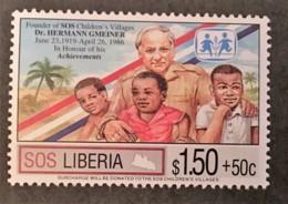 LIBERIA  - MNH**  1995 - # B29 - Liberia