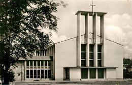 73369512 Griesheim_Main Katholische Pfarrkirche Sankt Hedwig Griesheim Main - Frankfurt A. Main