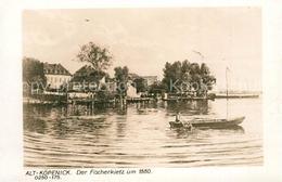 43370225 Koepenick Fischerkietz Um 1880 Koepenick - Germania