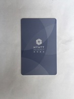 Hyatt Regency China - Hotelkarten