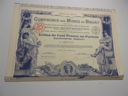 MINES DE BRUAY (1939) - Unclassified