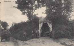 Branchon - La Grotte - Animé - 1912 - Edit. N. Laflotte, Bruxelles - Eghezée