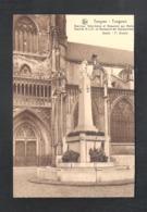 TONGEREN - BASILIEK O.L.VROUW EN MONUMENT DER GESNEUVELDEN - NELS  (8590) - Tongeren