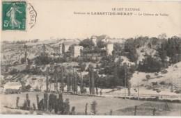X3-46) ENVIRONS DE LABASTIDE MURAT (LOT) LE CHATEAU  DE VAILLAC - France