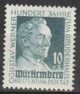Württemberg 47 ** Postfrisch - Französische Zone