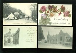 Beau Lot De 60 Cartes Postales De France  Sarthe  Mooi Lot Van 60 Postkaarten Van Frankrijk ( 72 ) - 60 Scans - Cartes Postales