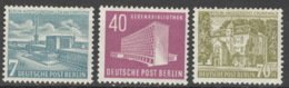 Berlin 121/23 ** Postfrisch - Berlin (West)