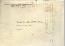 LETTER 1934 SAU PAULO - Brasil