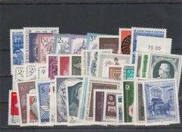 Jahrgang 1974 Kpl. Postfrisch - Annate Complete