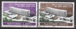 UNO Genf 37/38 O - Genf - Büro Der Vereinten Nationen