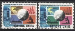 UNO Genf 46/47 O - Genf - Büro Der Vereinten Nationen