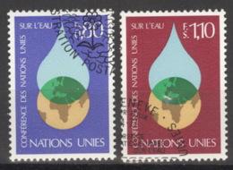 UNO Genf 64/65 O - Genf - Büro Der Vereinten Nationen
