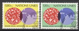 UNO Genf 73/74 O - Genf - Büro Der Vereinten Nationen