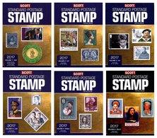 2017 Scott Standard Postage Stamp Catalogue In 6 Vol On DVD - Colecciones (sin álbumes)