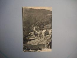 MONT LOUIS  -  66  -  L'usine Du Palhat Et La Prise Du Canal     -   Pyrénées Orientales - Autres Communes