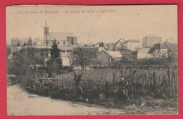 Saint-Gery - Le Village De Solre ... Personnage - 1912 ( Voir Verso ) - Beaumont