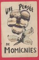 Momignies - Une Pensée De ... - Carte 8 Vues - 1907 ( Voir Verso ) - Momignies
