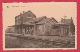Froidchapelle - La Gare ( Voir Verso ) - Froidchapelle