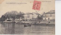 VALLABREGUES  LES BORDS DU RHONE  ( EDITEUR RIETER ) - France