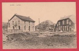 Nismes - La Gare ... Ligne 154 Mariembourg-Vireux-Molhain ( Voir Verso ) - Viroinval