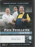 DVD Théatre PATE FEUILLETEE   Etat: TTB Port 110 Gr Ou 30 Gr - Théâtre