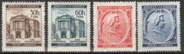 Böhmen Und Mähren 79/82 ** Postfrisch - Böhmen Und Mähren