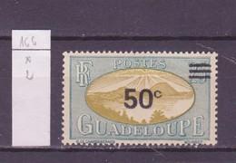 Guadeloupe 1943-44 Y&T N°166 - Michel N°(?) * - 50cs25c La Rade De Saintes - Guadeloupe (1884-1947)