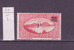 Guadeloupe 1943-44 Y&T N°169 - Michel N°(?) *** - 1fs90c La Rade De Saintes - Guadeloupe (1884-1947)