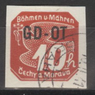 Böhmen Und Mähren 51 O - Böhmen Und Mähren