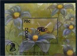 VENDA 1992 Bl.8 Postfrisch (107711) - Bienen