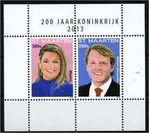 ST.MAARTEN 2013 Bl.5 Postfrisch (107723) - Niederlande