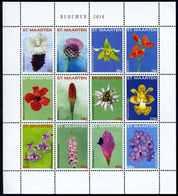 ST.MAARTEN 2014 Nr 234-245 Postfrisch (107725) - Niederlande