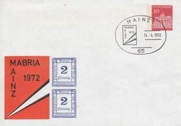 PU 41/19   MABRIA MAINZ 1972, Mainz 1 - BRD