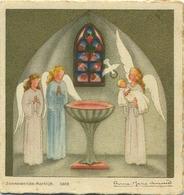 Geboorte - Naissance - Birth - Geburt : Suzanne-Marie-Jeanne ( 8  X 7.5  Cm )  Zonnewende- Kortrijjk 5608 - Naissance & Baptême