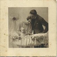 Geboorte - Naissance - Birth - Geburt : Marie-Claude ( 8.5  X 8.5  Cm ) - Naissance & Baptême