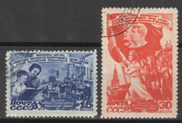 Sowjetunion 1114/15 O - 1923-1991 UdSSR