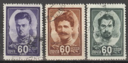 Sowjetunion 1198/1200 O - 1923-1991 UdSSR