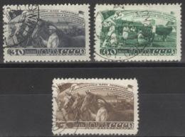 Sowjetunion 1256/58 O - 1923-1991 UdSSR