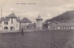 Doubs - Maiche - Quartier Neuf - France