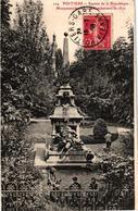POITIERS -86- SQUARE DE LA REPUBLIQUE - MONUMENT DES ANCIENS COMBATTANTS DE 1870 - Poitiers