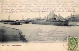 Ath -  Les Bassins N° 20 Edit. Bertels - Ath