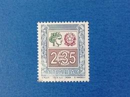 2004 ITALIA FRANCOBOLLO USATO STAMP USED - ALTO VALORE SERIE ORDINARIA 2,35 - - 6. 1946-.. Repubblica