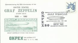 ESTADOS UNIDOS SOBRE TEMA ZEPPELIN - Zeppelin