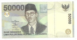 Indonesia 50000 Rupiah 1999  UNC .S. - Indonesia