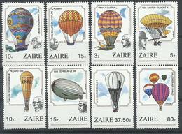 ZAIRE YVERT  1174/81   MNH  ** - Zaire
