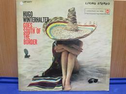 LP060- HUGO WINTERHALTER - GOES... SOUTH OF THE BORDER - World Music
