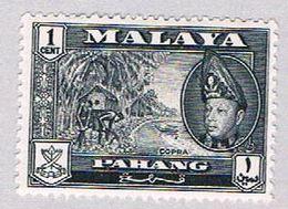 Malaya Pahang 72 MLH Sultan Abu Bakar (BP23321) - Pahang