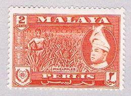 Malaya Perlis 30 MLH Raja Syed Putra (BP2332) - Perlis